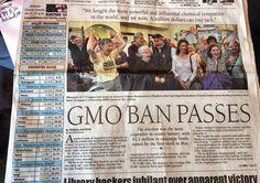 GMO banners