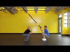 TRX Suspension Training for Golf Performance and Fitness
