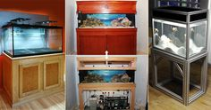 Tips: How to Build an Aquarium Stand, Interior Society