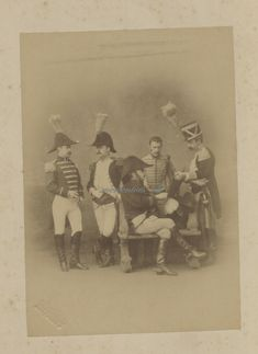 Soldiers, Presidents, Victorian, Military, Army, Military Man, Military Personnel