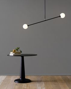 Exhibitors announced for EDIT by designjunctionTwo Spheres light by Atelier Areti