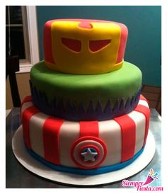 Divertidas ideas para tu próxima fiesta de Avengers. Consigue todo para tu fiesta en nuestra tienda en línea entrando aquí: http://www.siemprefiesta.com/fiestas-infantiles/ninos/articulos-avengers.html?limit=all&utm_source=Pinterest&utm_medium=Pin&utm_campaign=Avengers