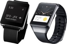 Android Wear smart watches and Samsung Gear Live announced