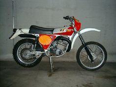 SACHS 250 GS SEVEN (1978) conservato
