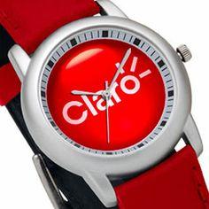782c967644c Relógio de pulso 7218 2 Modelo Masculino. Caixa redonda. Acabamento níquel  fosco. Pulseira de couro. Embalagem caixinha plástica individual.