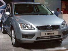 Ford Focus world cars