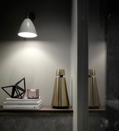 Amazing photo shared by @brunojakobsendesign on Instagram with Bang & Olufsen BeoSound 1 brass tone capturing beautiful design and great sound in the home!