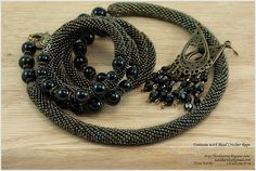 1109-Fantasia-with-Bead-Crochet-Rope-06 | Flickr - Photo Sharing!