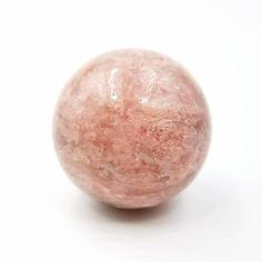 Say hello to this gorgeous Australian Pink Kunzite sphere. This sphere has a nice soft pink color and is a great size to hold during meditation. If you havent worked with Kunzite before, consider this beauty for your crystal collection today. Kunzite is great for heart chakra and high heart chakra work. This small sphere will also be great for your sacred altar space to represent the water element and to honor the energies of self-love. Crystal Size: 1 (25mm) Weight: 3oz (67g)  Your…