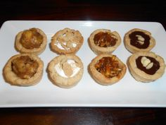 ... Caramel Apple (Apple Pie filling mixed with homemade salted caramel