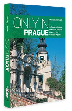 """The Alchemists' Tower, John Lennon's Wall, the English sewers, a headless knight, and the one-armed photographer. """"Only in Prague"""" is ideal for independent cultural travellers wanting to set out on their own urban expedition. John Lennon Wall, Capital City, Guide Book, Prague, Book Lovers, Knight, Objects, Tower, Europe"""