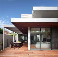 Camberwell House by Jane Riddell Architects