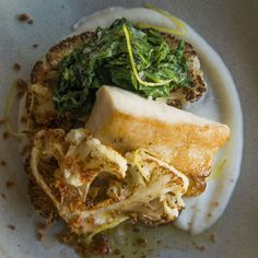 A delightful and rich halibut recipe with a memorable ...