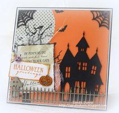 Make it Crafty Store – Halloween Greetings