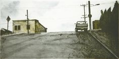 Robert Bechtle Potrero Intersection–20th and Mississippi   Crown Point Press