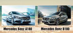 Sana tatilde hangisi eşlik etsin? Mercedes Benz A180 mi, Mercedes Benz B180 mi? Kararını verdiysen; www.sixt.com.tr #sixt #sixtrentacar #sixtturkey #sixtturkiye