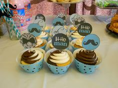 ...Holy Hill!: Mustache Baby Shower!!