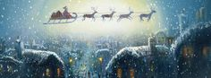 Christmas Eve ~ FB Cover