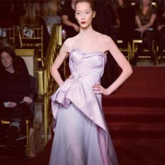 Mercedes-Benz Fashion Week, NYC 2013, Oscar de la Renta