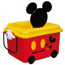 Mickey Mouse Storage Toy Box Container