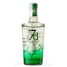 Enjoy the delicious premium #7dEssentialGin and have a great time!