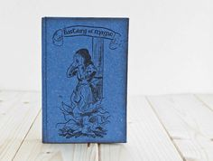 History of Magic Notebook by celestefrittata on Etsy