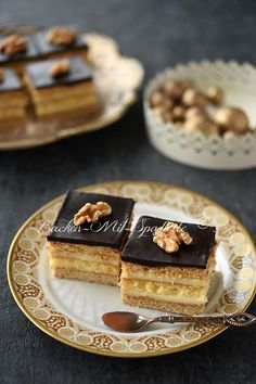 Königsberg- Kuchen - Tours,Trips,Home Decoration,Hairstyle Fancy Desserts, Fancy Cakes, Baking Recipes, Cake Recipes, Dessert Recipes, Austrian Recipes, Sweets Cake, Almond Cakes, Macaron