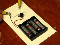 Make A Simple And Safe Trip Wire Alarm To Catch Intruders In Your Home Or Liquor…