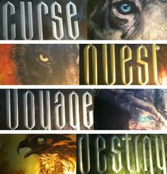 In case you're wondering, these are the titles of the books, without the 'tigers' in front of it.