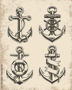 tattoo-vorlage-anker-ideen-7401.jpg (600×750)