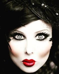 She knows way too much... #inspiration #image #castofcharacters #imagination #create #writers #creatives #characterinspiration #red #inhereyes by thebutterfly143