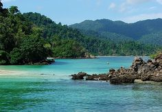 Pearl Island, Birmania