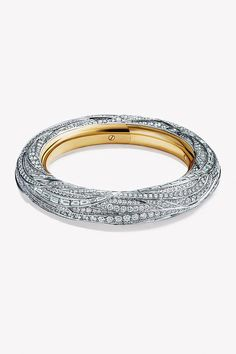 Best Diamond Bracelets : Tiffany & Co. Blue Book Art of the Wild. Best Diamond Bracelets : Tiffany & Co. Blue Book Art of the Wild. Gold Diamond Earrings, Diamond Bracelets, Silver Bracelets, Diamond Jewelry, Bangles, Ankle Bracelets, Silver Earrings, High Jewelry, Modern Jewelry