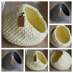 Katze: Schlafplätze - Katzenhöhle/Kuschelhöhle/Hundehöhle/Kuschelkorb - ein Designerstück von Snezhok88 bei DaWanda
