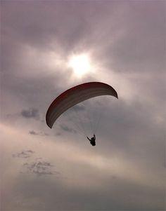 Baptême en parapente - Avis Sport Découverte - #paragliding
