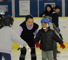 スケート教室を行った浅田真央 - Yahoo!ニュース(スポニチアネックス)