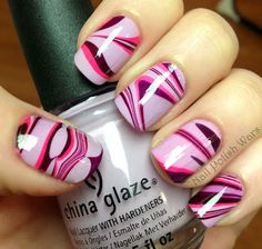 color combo for my next water marble