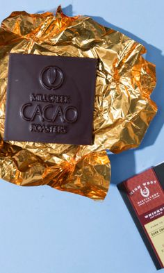 Millcreek is the only chocolate maker in the world producing aroma-infused bars: chocolate flavored with anything from blackberries to High West rye whiskey without diluting the cacao content.