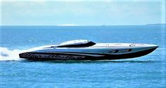 Outerlimits Powerboat