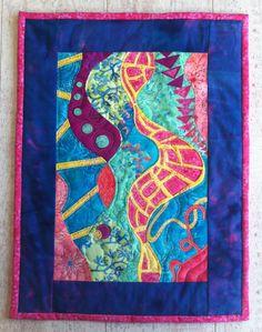 Courbes - patchwork - Tatiana Alves