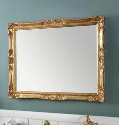 #Eban #Spiegel Luigi XV | #Glas und #Holz | im Angebot auf #bad39.de | #Badmöbel #Bad #Badezimmer #Einrichtung #Ideen #Italien