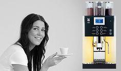 WMF 1400 (voorheen WMF Presto!) Geschikt voor kantoren of afdelingen met 25-40 personen waar ook regelmatig gasten worden ontvangen.  De WMF 1400 brengt een volautomatische specialiteiten koffiemachine binnen ieders handbereik.