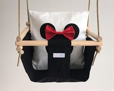 Practical stylish and safe swings for Your by SwingsbyDigris Baby Sewing Projects, Sewing For Kids, Sewing Tutorials, Baby Room Decor, Nursery Decor, American Girl Baby Doll, Baby Shower Gifts, Baby Gifts, Outdoor Baby