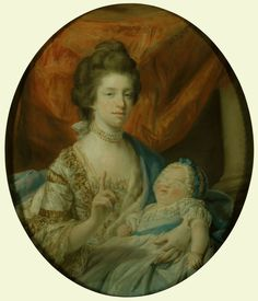 The Royal Babies of King George III & Queen Charlotte – All Things Georgian