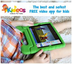 If your kids love surfing YouTube, then you will LOVE @Kideos - the best and safest video app for kids! NO ads, no outside links, and no in-app purchases. Plus, it's got all their favorite characters!
