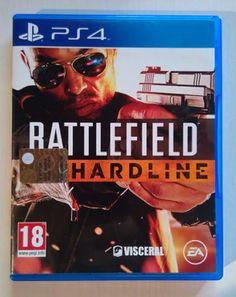 Battlefield Hardline PS4 by EA Electronic Arts  - Usato pari al NUOVO