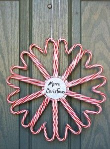 Christmas craft ideas (6) love this wreath. Must add to it