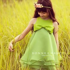 July Collection 2014Spring Story Clog dress from Bonne Chance…