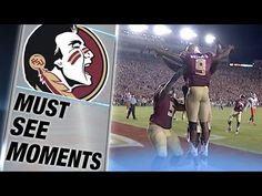 GAME 3: Clemson vs. Florida State | ACC Game Winning Moments | Karlos Williams Game-Winning Touchdown | Clemson-17 FSU-23