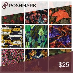 Amazing inventory available today 2/20/17 Join now !       https://www.facebook.com/groups/LularoeNormaHernandez/ Pants Leggings